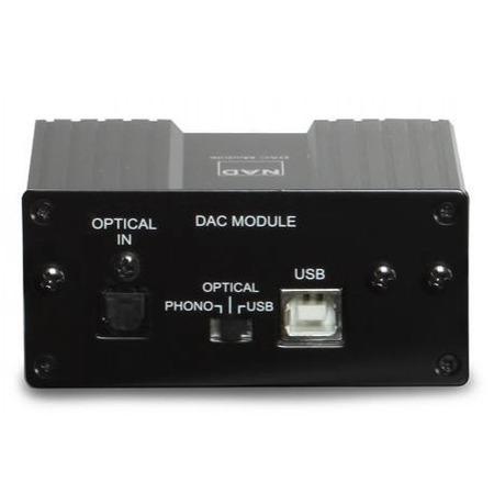 Купить Преобразователь цифро-аналоговый NAD MDC DAC 2.0
