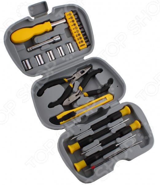 Набор инструментов KomfortMax KF-1190 набор инструмента komfortmax 108 предметов kf 992