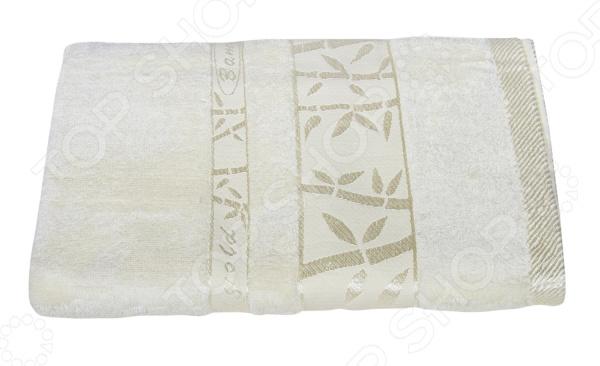 Полотенце Dream Time бамбуковое. Цвет: белый