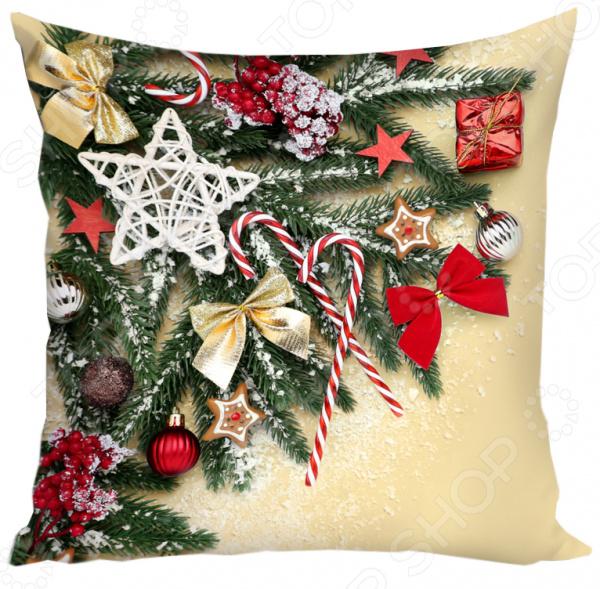 фото Подушка декоративная «С Новым Годом!», Декоративные подушки