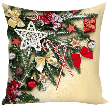 Купить Подушка декоративная «С Новым Годом!»