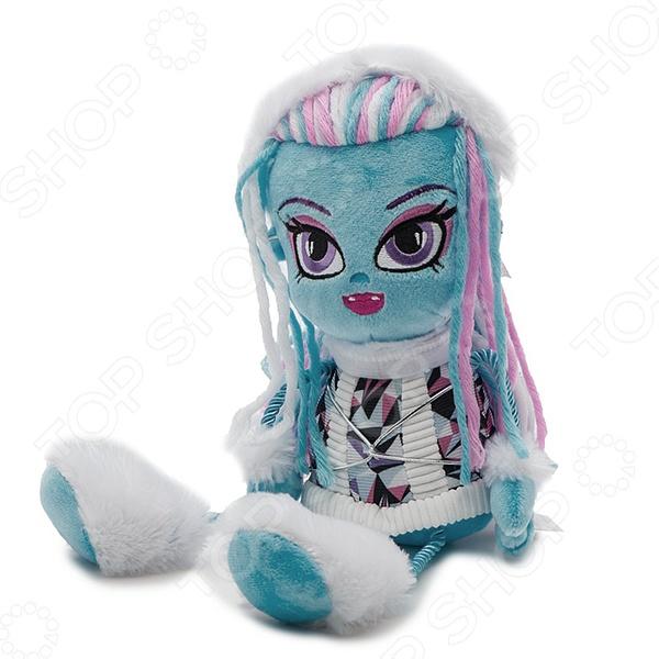 Кукла мягкая 1 Toy Эбби куклы монстер хай купить эбби и хит видео
