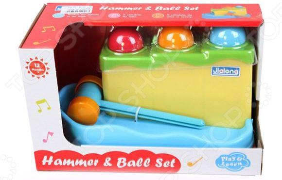 Игрушка на ловкость Наша Игрушка Hammer&Ball игрушка