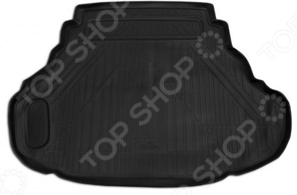 Коврик в багажник Element Toyota Camry, 2011-2014, 2014, седан автомобильный коврик seintex 84980 для toyota camry