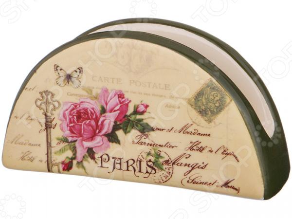 Салфетница Agness «С любовью» 358-1166
