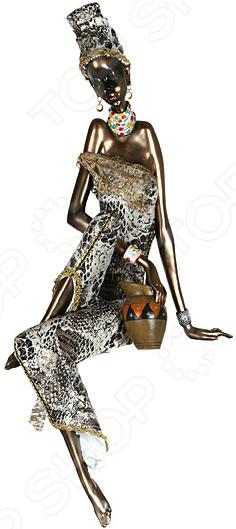 Статуэтка Lefard «Африканка» статуэтка русские подарки африканка 11 х 10 х 53 см