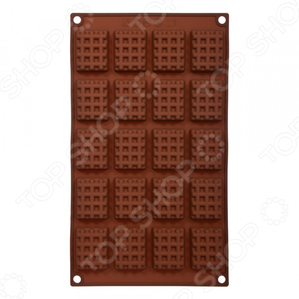 Форма для выпечки силиконовая Marmiton «Прямоугольное печенье» 17121. В ассортименте прямоугольное блюдо для выпечки дерево жизни