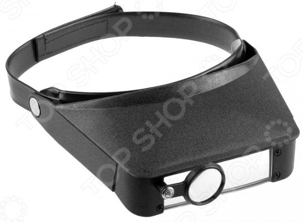 Лупа с креплением на голову Stayer Standard 40520-1 Лупа с креплением на голову Stayer Standard 40520-1 /
