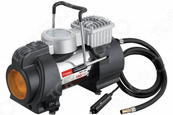 Компрессор автомобильный StarWind CC-240 компрессор для шин cc 2015