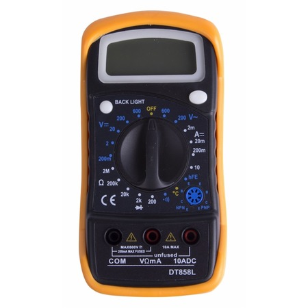 Купить Мультиметр PROconnect MAS838L