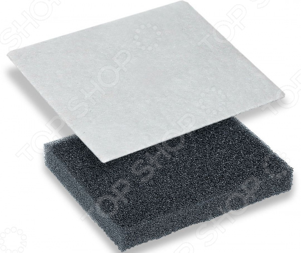 Набор фильтров для пылесоса Topperr FLG 23 topperr l 30 фильтр для пылесосовlg electronics 4 шт