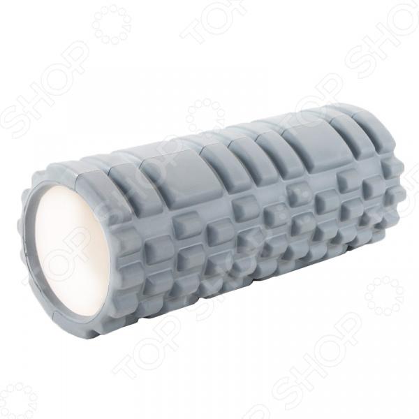 Валик для фитнеса Bradex «Туба» Валик для фитнеса Bradex «Туба» /Серый