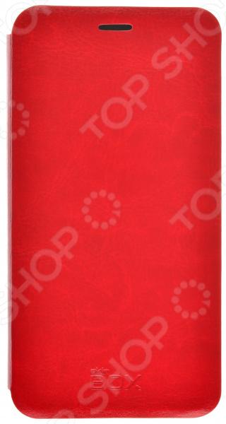 Чехол skinBOX Meizu M3 mini чехол для meizu m3s mini skinbox 4people красный