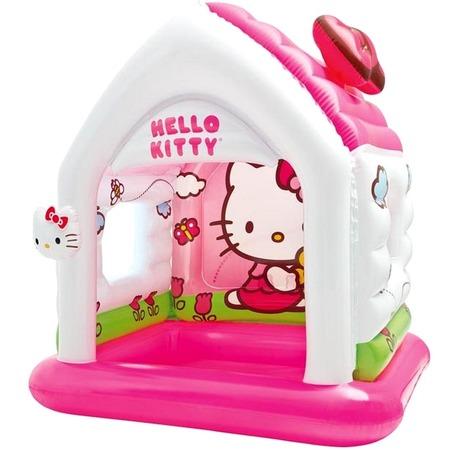 Купить Домик надувной Intex Hello Kitty