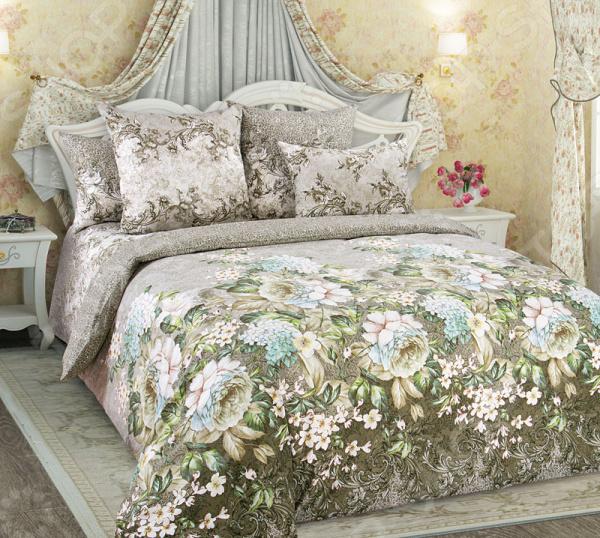 Комплект постельного белья Королевское Искушение «Анна». Семейный