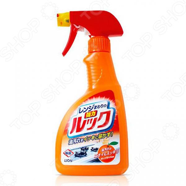 Чистящее средство для плит Lion Look чистящее средство для унитаза bref сила актив с хлор компонентом 50г