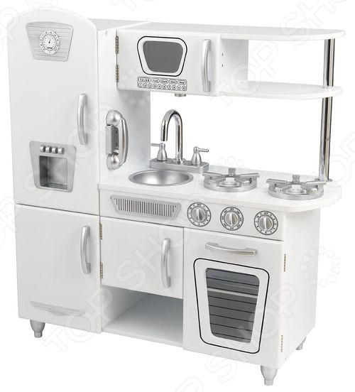 Кухня детская с аксессуарами KidKraft «Винтаж» 53208