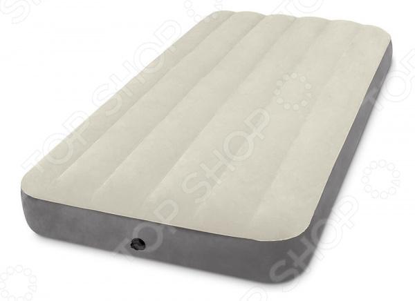 Матрас надувной Intex Twin Deluxe Single-High Airbed 64101