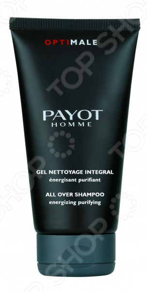 Набор: шампунь и гель для душа мужской Payot Optimale дезодорант шариковый payot optimale 75 мл мужской без парабена