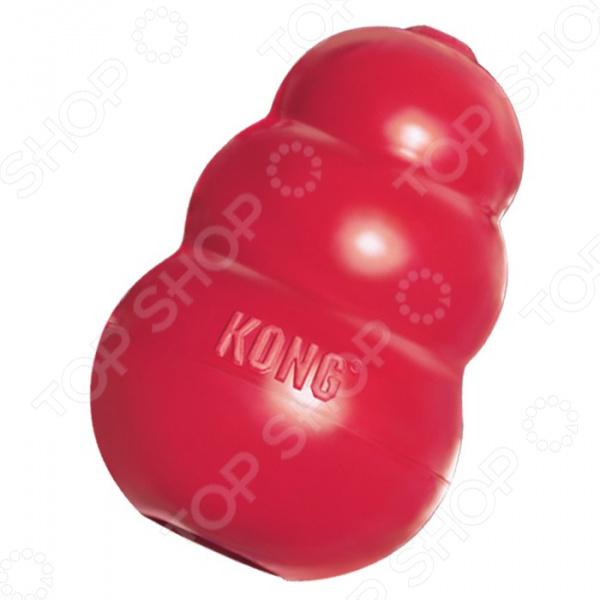 Игрушка для собак Kong Classic какой принтер для дома современный но не дорогой