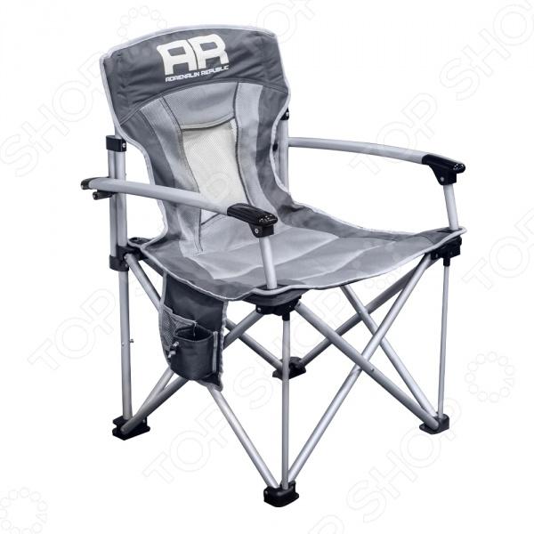 Кресло складное Adrenalin Republic Mighty Duke ведро складное походное adrenalin waterbag