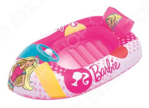цена на Лодка надувная детская Bestway Barbie