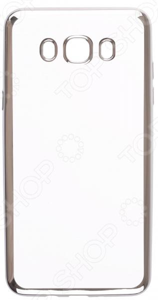 Чехол защитный skinBOX Samsung Galaxy J7 (2016) чехлы для телефонов skinbox чехол skinbox lux apple iphone 7 plus