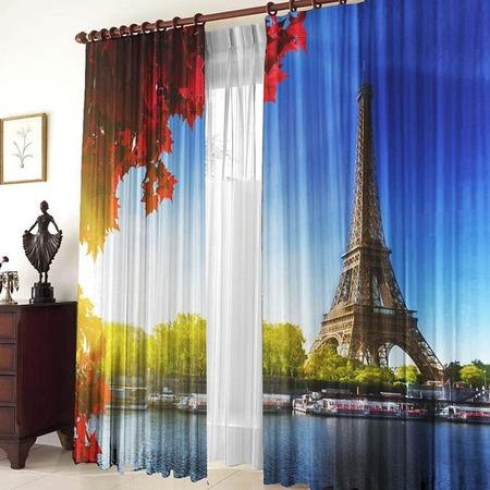 Купить Фотошторы ТамиТекс «Франция»