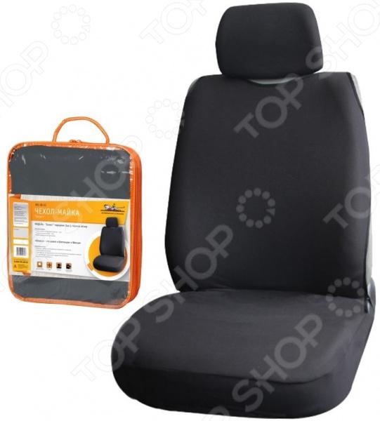 купить Чехол-майка на переднее сиденье Airline «Блааст» ASC-SB-03