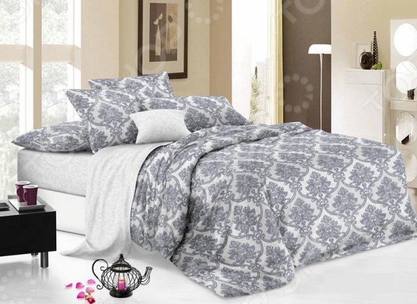 Zakazat.ru: Комплект постельного белья Cleo 003-PC. Евро