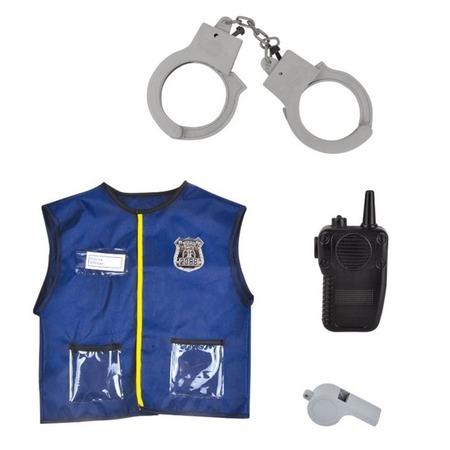 Купить Ролевой костюм для мальчика Город игр с аксессуарами «Полицейский»