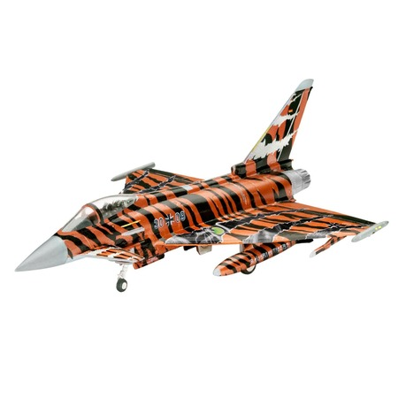 Набор сборной модели истребителя Revell «Еврофайтер. Бронзовый тигр