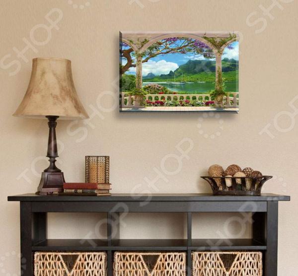 Картина ТамиТекс «Гавань» картина тамитекс собор