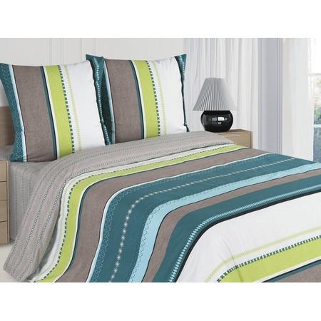 Купить Комплект постельного белья Ecotex «Поэтика. Мармарис». Семейный
