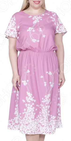 Платье Лауме-Лайн «Цветущий вид»