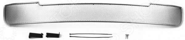 Комплект внешних сеток на бампер Arbori для Ford Explorer без камеры, 2015 бампер передний верхний ford bb5z17d957aptm для ford explorer 2010 2015