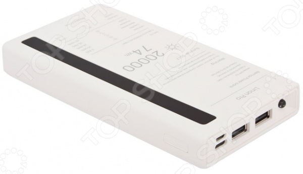 Аккумулятор внешний REMAX Linon Pro RPP-73 аккумулятор remax jumbook series rpp 86 20000mah silver