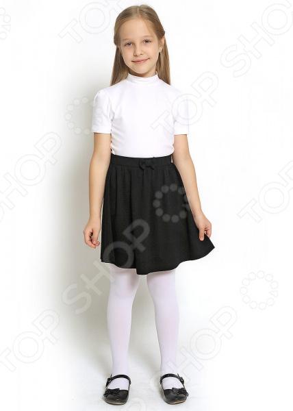Джемпер для девочки Clever Wear с коротким рукавом цена 2017