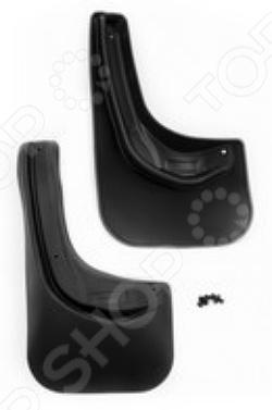 Брызговики задние Novline-Autofamily Mazda 3 2013 брызговики на нисан ноте