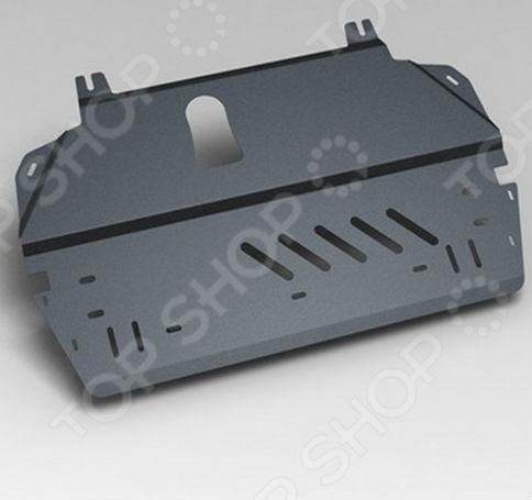 Комплект: защита раздаточной коробки и крепеж Novline-Autofamily Mazda BT50, Ford Ranger 2005: 2,5 дизель МКПП mazda bt 50 бу