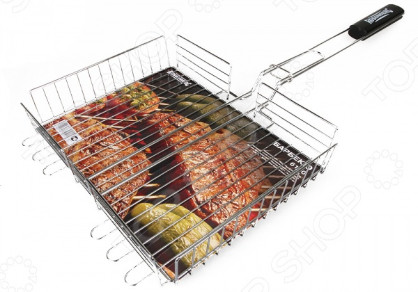 Решетка для барбекю Rosenberg 6110