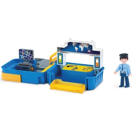 Купить Игровой набор EFKO «Полиция» с фигуркой