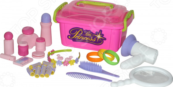 Набор для девочек Полесье «Маленькая принцесса №7»