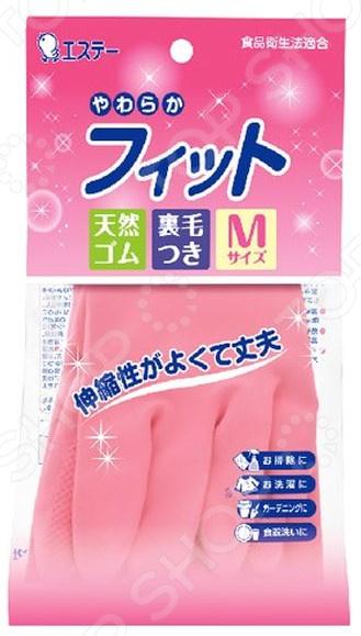 Перчатки хозяйственные ST Family 743223 перчатки хозяйственные st family 722228