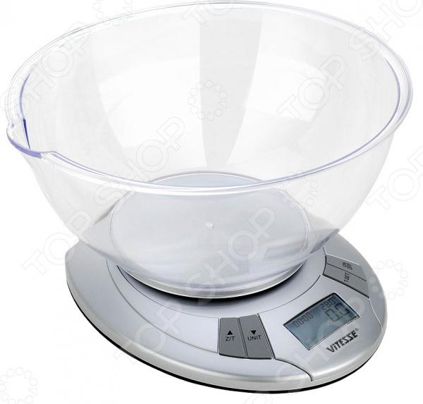 Весы кухонные Vitesse VS-609 кухонные весы redmond rs 736 полоски