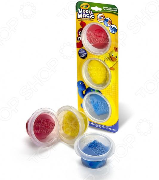 Набор застывающего пластилина Crayola «Волшебный» набор bumbaram волшебный шар рыбки mm 4