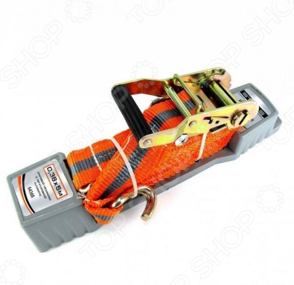 Ремень багажный с крюками и храповым механизмом Stels Automatic