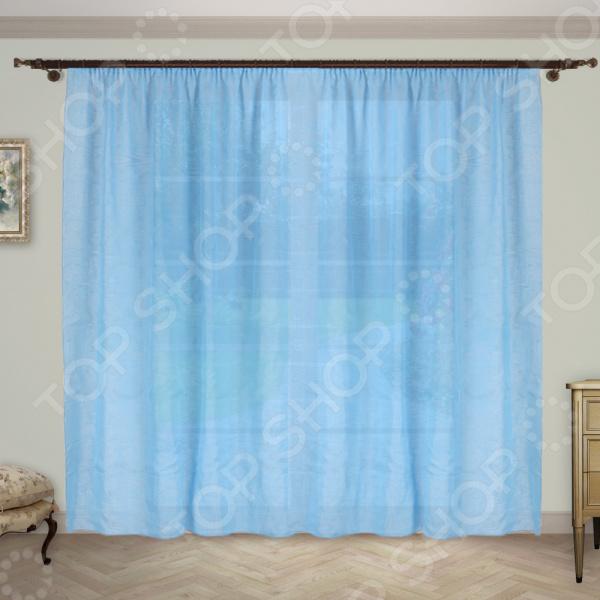 Штора легкая Синель «Радуга» 580 штора легкая правосторонняя синель акцент 122