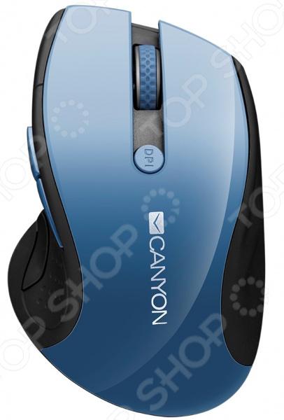 Мышь Canyon NS-CMSW01BL USB