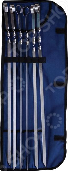 Набор плоских шампуров Archimedes 88420 набор шпателей для выравнивания archimedes stabi 4 шт